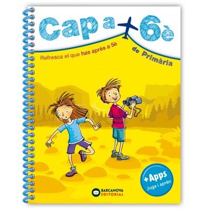 Quadern d'estiu 5è. Cap a 6è de primària